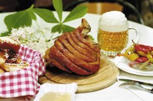 Schweizerhaus венское пиво