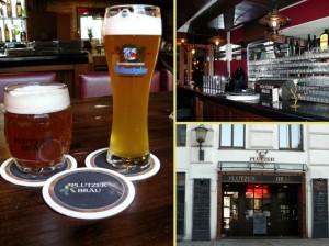 plutzer brau пиво в Вене