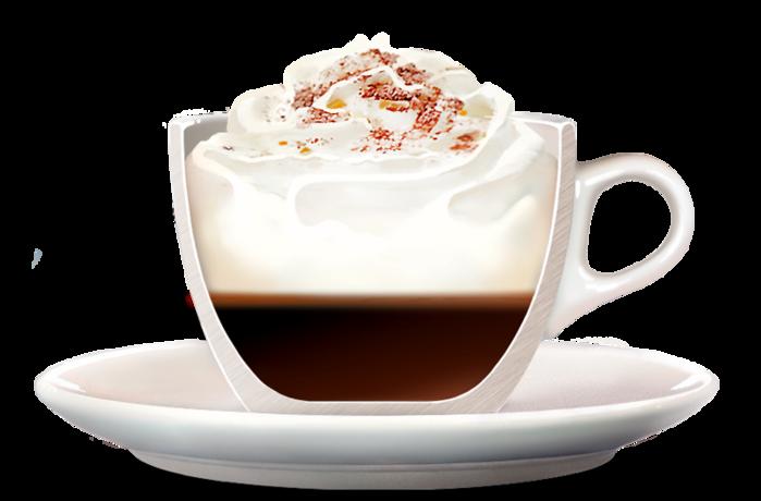 как готовить венский кофе