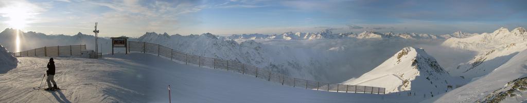 панорама Ишгль Палинкопф