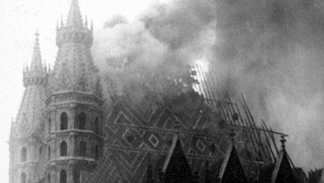 Пожар в Штефансдом