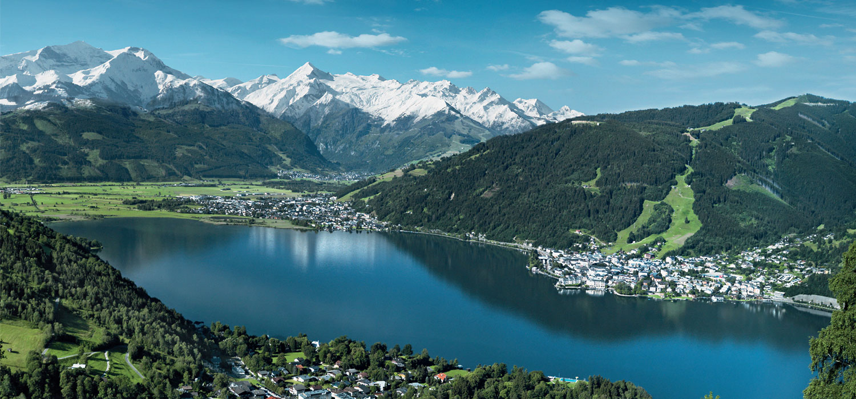 летний отдых в австрии