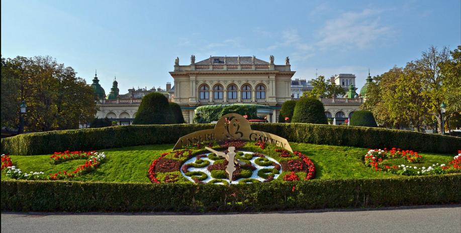 курсалон вена городской парк