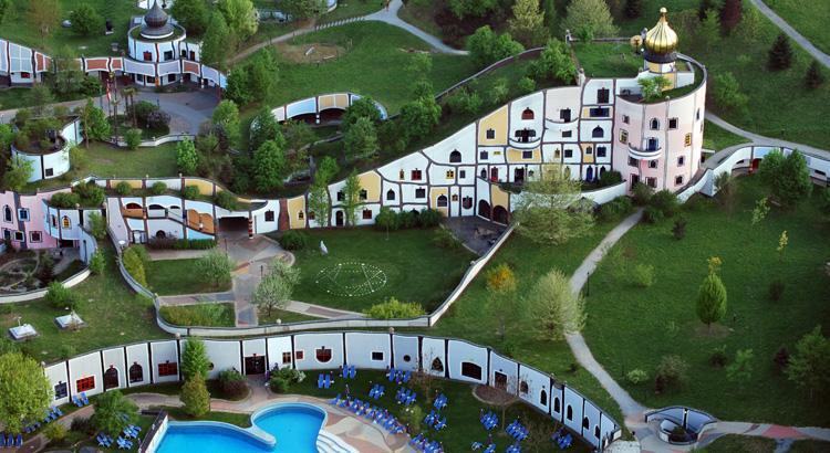 медицинский курорт Бад Блюмау Австрия