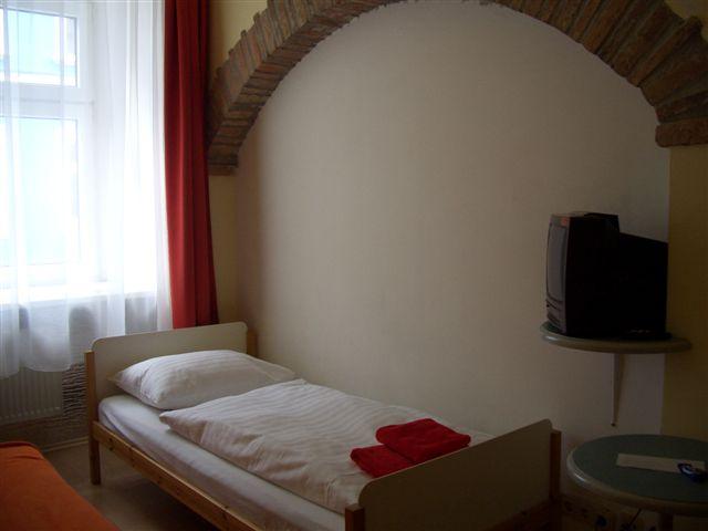 дешовый отель в Вене