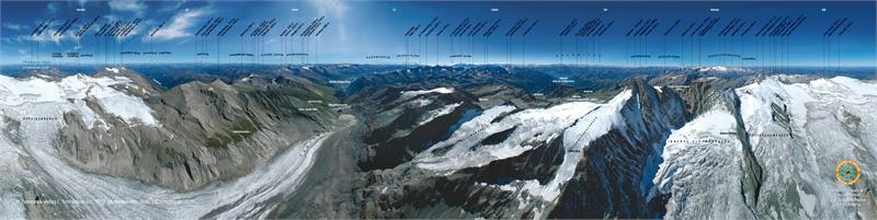 ледник питцталь гсоглокнер