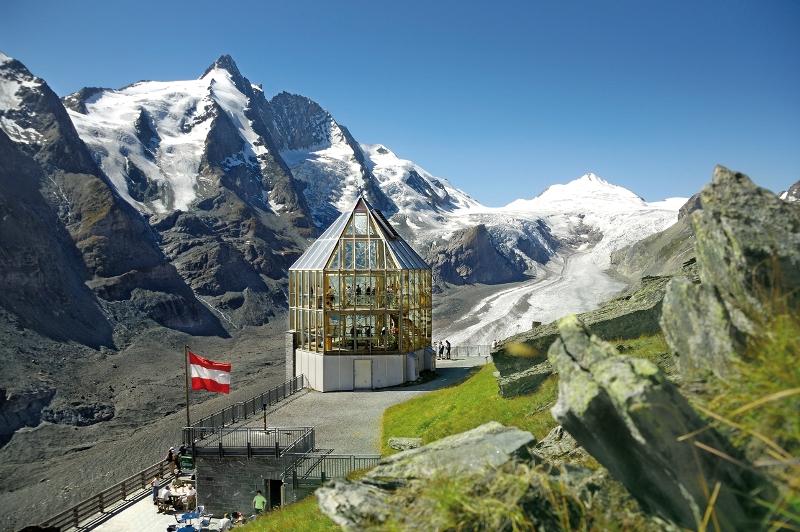 Grossglockner перевал австрия