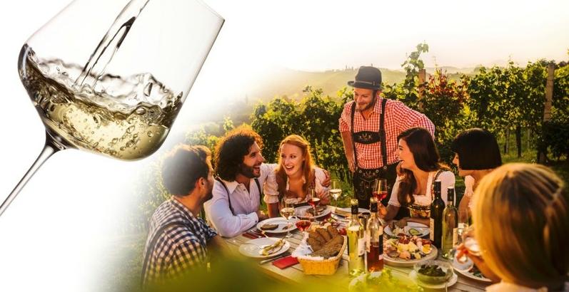 гастрономический тур австрия вино сыр