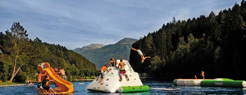 кемпинг австрия лето отдых