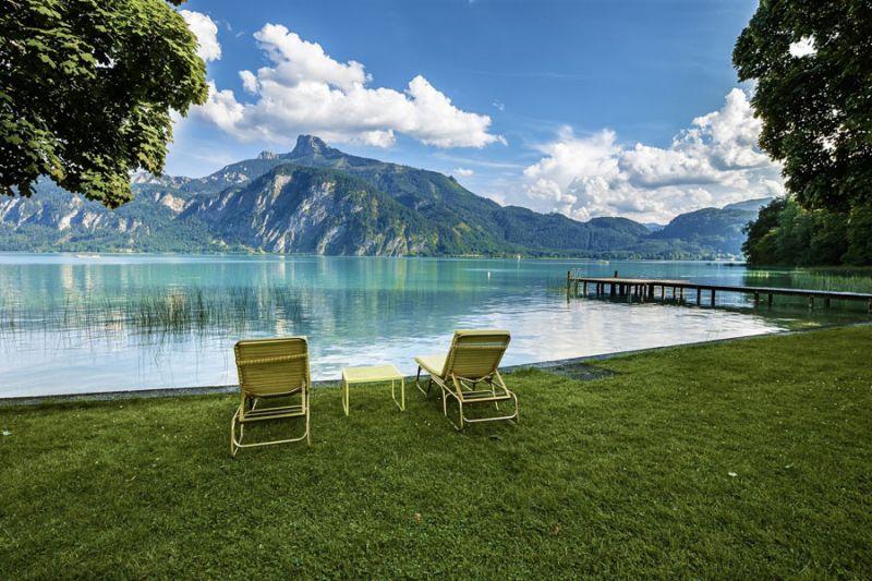 отдых на озерах в австрии