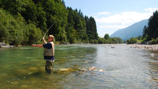 рыбалка австрия тироль