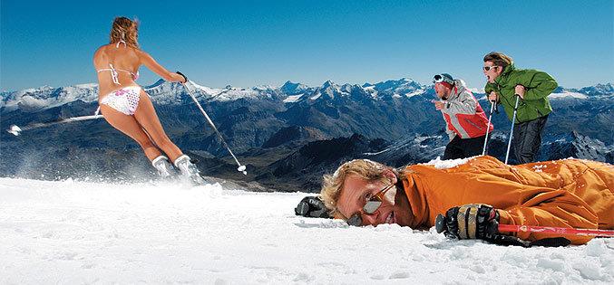 дахштайн лето лыжи австрия