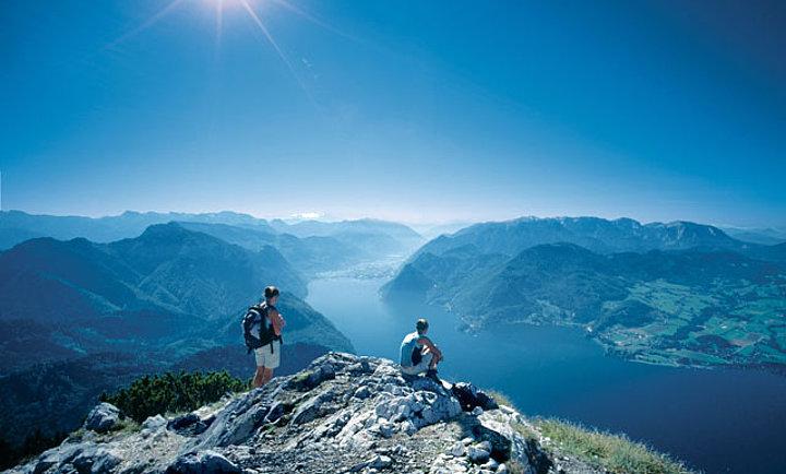 отдых в австрии летом на озерах