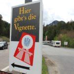 Платные дороги Австрии, панорамные горные дороги