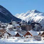 Ишгль — гонолыжный курорт Австрии