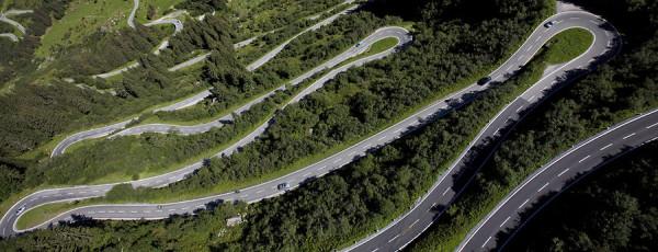 Платные дороги в Австрии Silvretta High Alpine Road