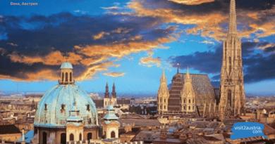 Достопримечательности Вены - столицы Австрии