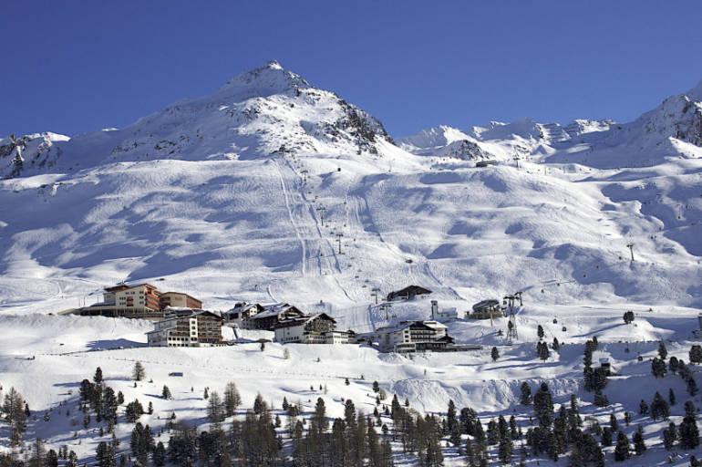 Обергугль и Хорхгугль - горнолыжные курорты Австрии