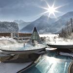 Лучшие термальные горнолыжные курорты Австрии