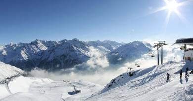 Зельден - горнолыжный курорт Австрии