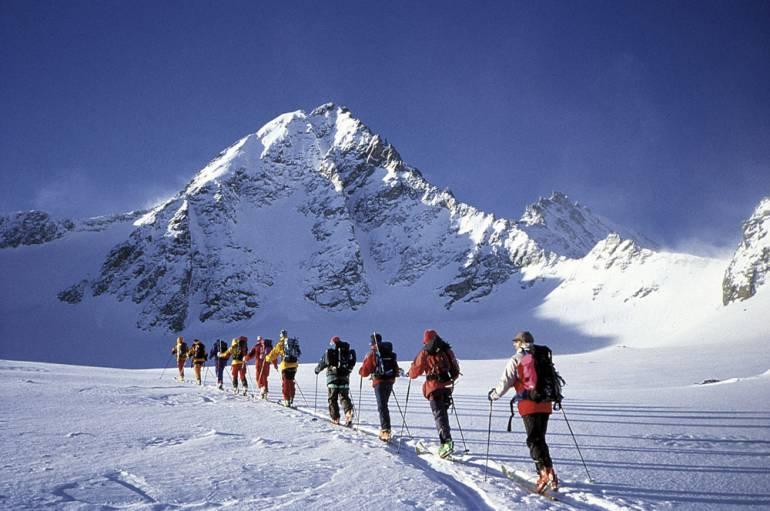 Гора Гроссглокнер - восхождение