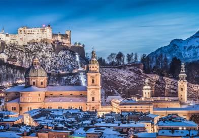 Зальцбург — достопримечательности за один день