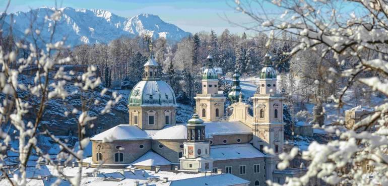 Достопримечательности Зальцбурга - кафедральный собор