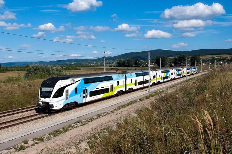 В Австрию самостоятельно купить билет на поезд