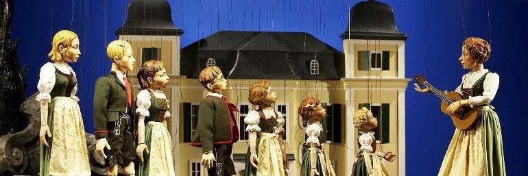 Зальцбург театр марионеток
