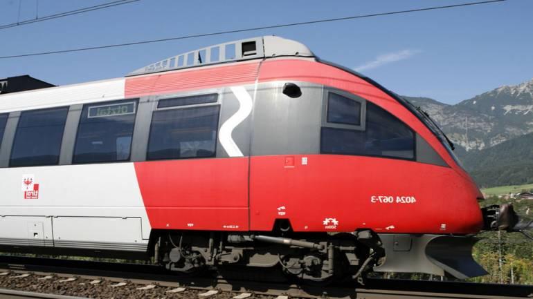 Железнодорожные перевозки В Австрии во время карантина коронавируса