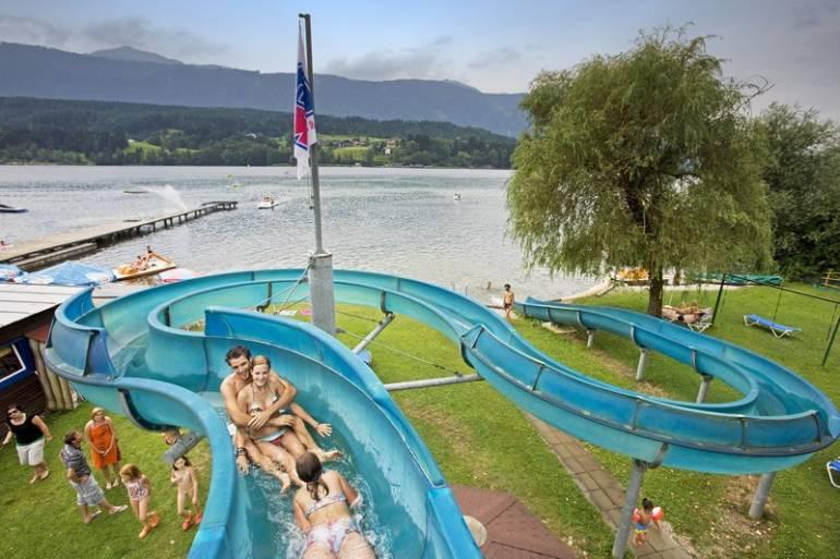 озера каринтии с детьми