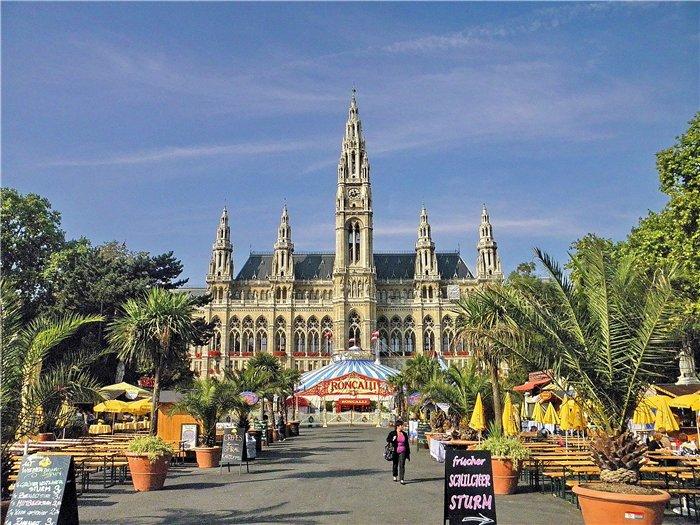 бесплатные экскурсии в Вене