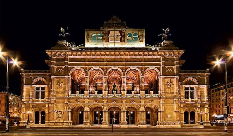 билеты недорого в Венский оперный театр