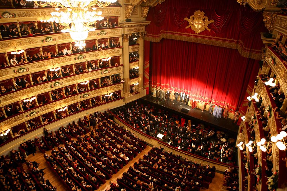 бесплато в венскую оперу