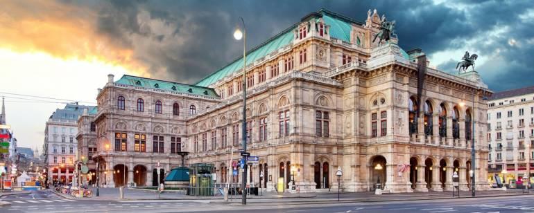 опера Вены