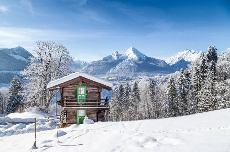 Китцбюэль гонолыжный курорт Австрии