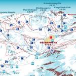 Карта (схема) трасс Обертрауэрн, Австрии