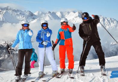 Лучшие горнолыжные курорты Австрии, ТОП10