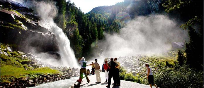 природные достопримечательности Австрии