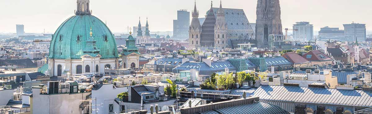 вена город австрия