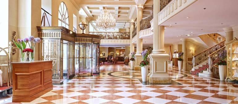 Лучшие отели Вены - Гранд отель