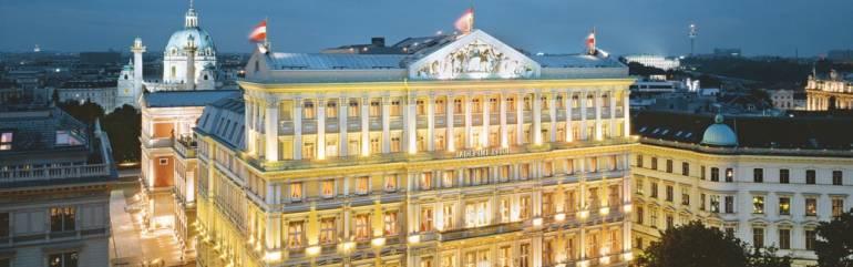 Лучшие отели Вены - Империал