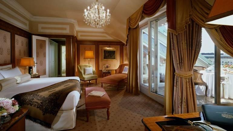 Лучшие отели Вены - Бристоль
