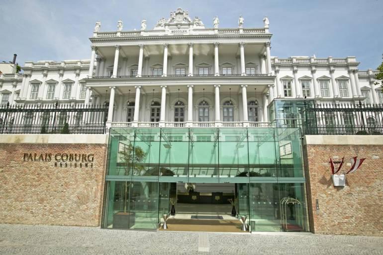 Лучшие отели Вены - Дворец Кобург