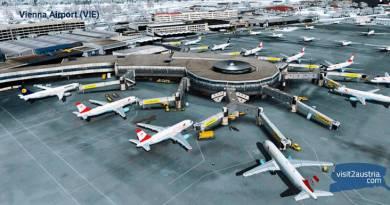Международный аэропорт Вены Швехат