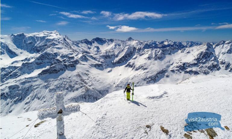 Бад гаштайн Горные лыжи Австрия