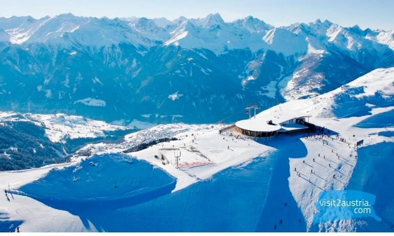 серфаус-фисс-ладис горные лыжи Австрия