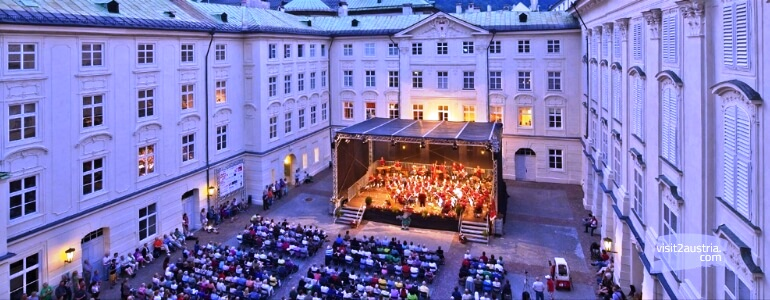 Инсбрук концерт