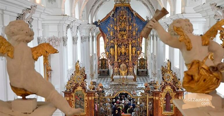Монастырь Штамс Инсбрук