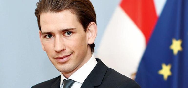Себастьян Курц - канцлер Австрии
